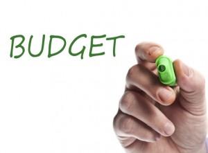 Cutting a Budget