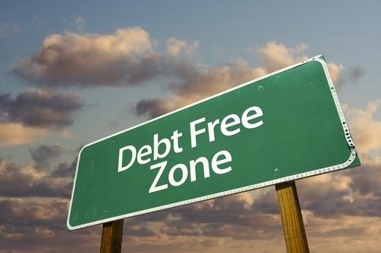"""5 Effective Habits of """"Debt-Freesters"""""""
