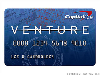 A Quick Look At The Capital One Venture Card