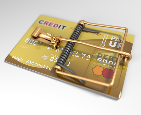 Americans Spending Less On Credit Card Fees