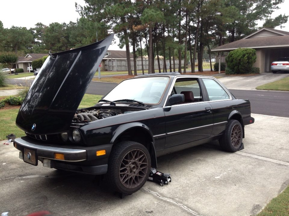 My $900 BMW