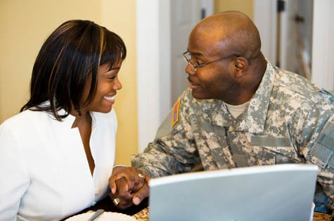 Does Debt Affect Security Clearance and Joining the Military?